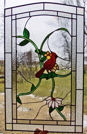 We Offer A Full Stained Glass Service On Mirrors, Doors, Windows, Kitchen  Cabinets, Side Screens Or Sashes, Whether Itu0027s A Repair Or A Unique Design. Part 96